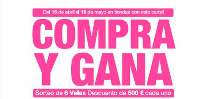 """""""Compra y gana"""" en Calahorra hasta el 15 de mayo"""