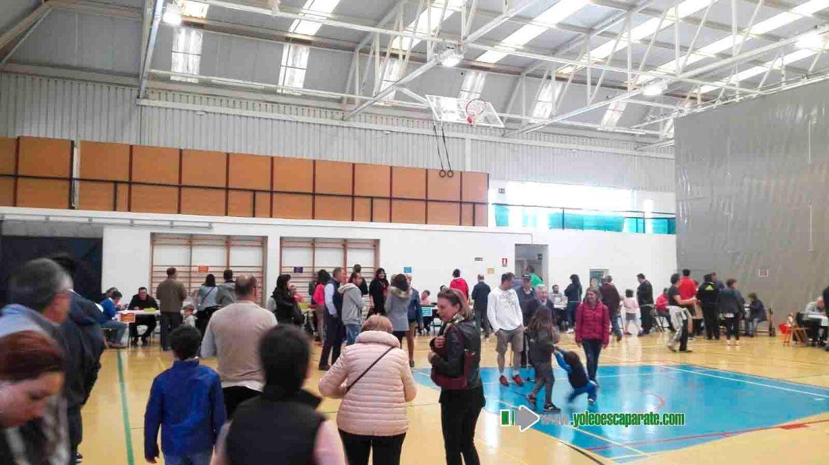 Sorteo de las mesas electorales en Calahorra para el próximo 26 de Mayo