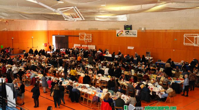 Galería: Más de 300 encajeras se dieron citan en Calahorra el fin de semana