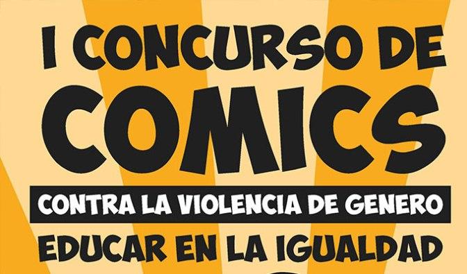 Comics contra la violencia de género
