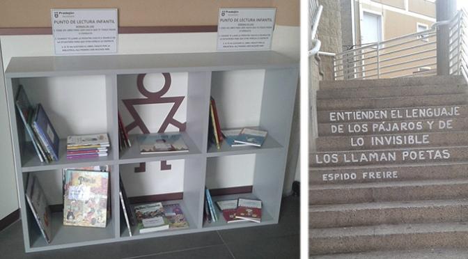 Pradejón celebra el Día del Libro durante toda la semana
