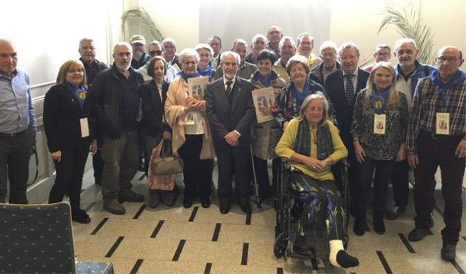 Éxito de participación y organización del XIX Encuentro de Asociaciones del Camino Jacobeo del Ebro y del Mediterráneo