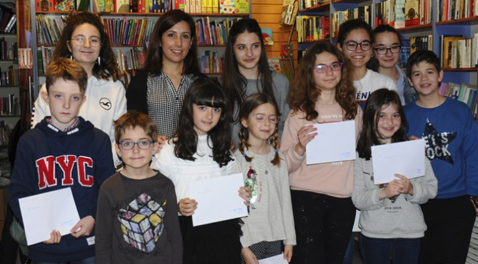 Concurso de Historias de Verduras Superhéroes en English Center Calahorra
