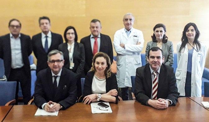 La Fundación Hospital de Calahorra invierte 2,8 millones de euros en profesionales, equipos de última generación y Urgencias