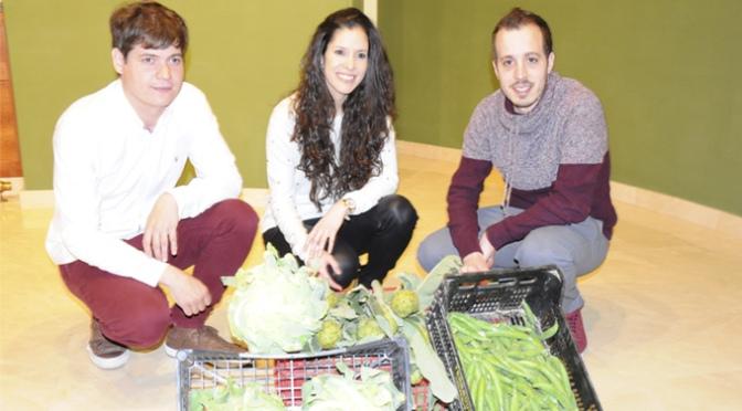 Ayer se inauguraron las XXIII Jornadas Gastronómicas de la Verdura que hoy tienen como protagosnita a la Feria del Día del libro