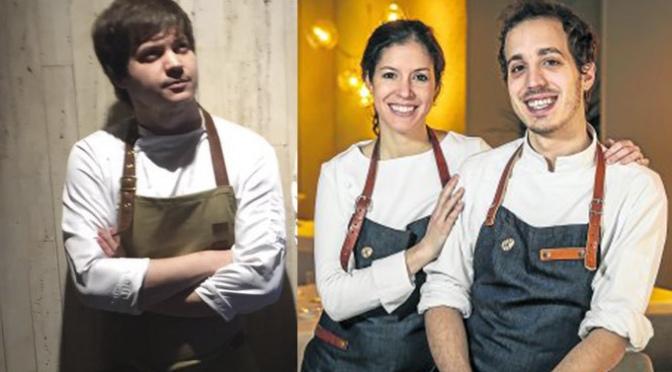 David Chamorro e Iñaki Murua y Carolina Sánchez serán los encargados de la inauguración de las XXIII Jornadas Gastronómicas de la Verdura