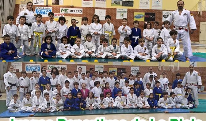 Judo-Baby y Juegos deportivos de Judo en Rincón de Soto