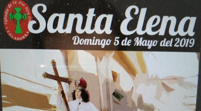 La Cofradía de la Santa Vera Cruz celebra la festividad de Santa Elena, su patrona