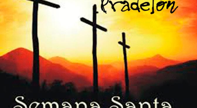 Hoy 14 comienza la Semana Santa en Pradejón  (programación de Semana Santa)
