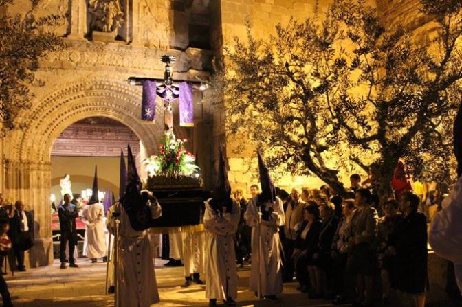 Hoy comienza la Semana Santa en Autol con el Domingo de Ramos  (programación de Semana Santa)