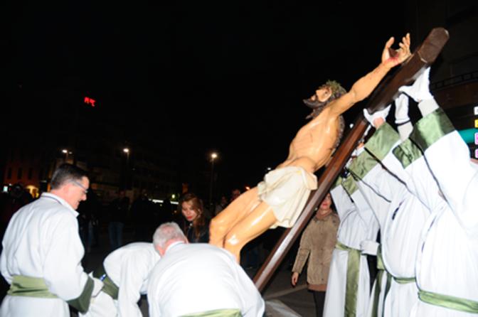 Vía Crucis de los Jóvenes en Calahorra