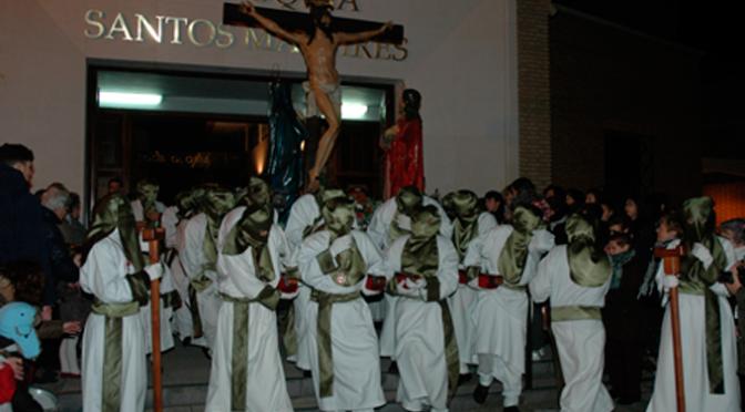 Procesión del Cristo de la Agonía o de las Siete Palabras