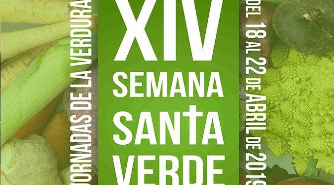 Del 12 al 22 de abril Alfaro celebra la XIV Semana Santa Verde