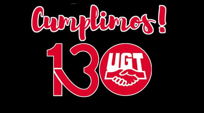 UGT inaugura en Calahorra la exposición itinerante '130 años de luchas y conquistas'