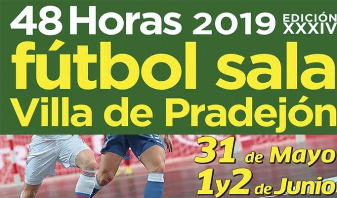 48 horas de fútbol sala en Pradejón