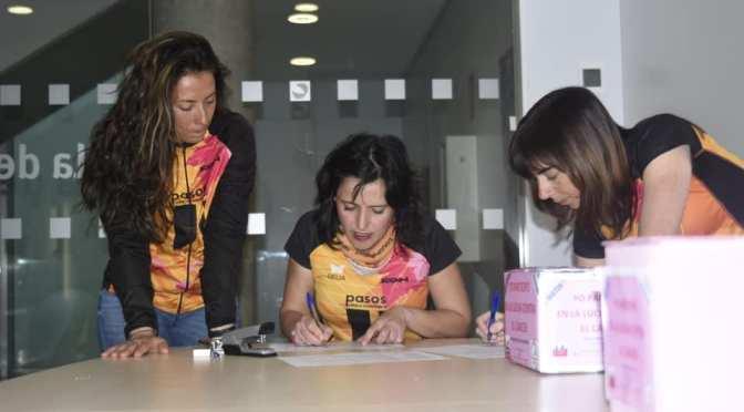 """Relación de los premiados en el Sorteo llevado a cabo por el Club Pasos Runner de Calahorra colaborando  """"El Testigo, todos unidos contra el cancer"""""""