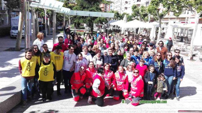 Un total de 32 expositores participaron en la Feria de Asociaciones