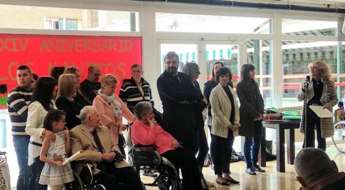 34 aniversario de la Residencia de Personas Mayoresde Calahorra'Los Manitos'