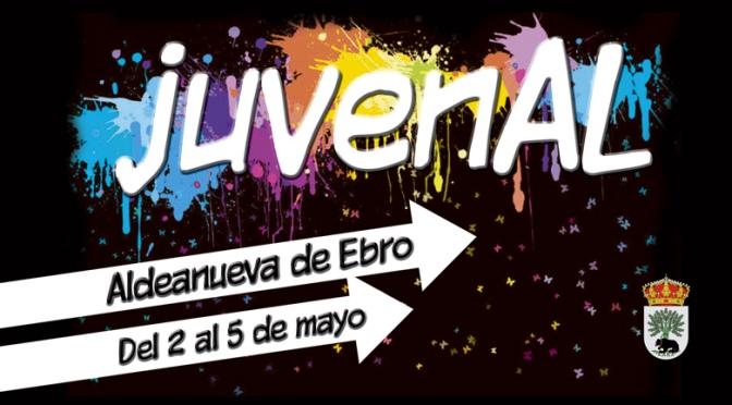 Juvenal 2019 comienza hoy y durante todo el fin de semana en Aldeanueva de Ebro