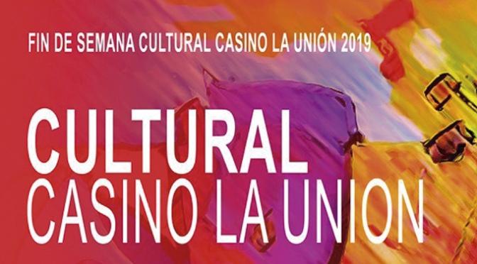 Fin de semana cultural en el Casino La Unión de Alfaro