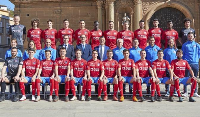 El CD Calahorra consigue la permanencia en Segunda División B