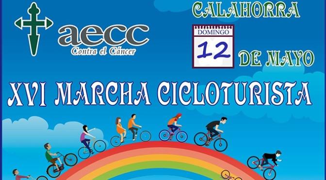 XVI Marcha cicloturista contra el cáncer