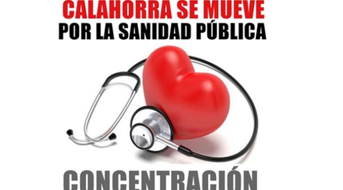Calahorra se mueve por la sanidad pública