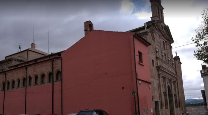 Adjudicadas las obras de refuerzo del muro del antiguo Convento San Francisco de Calahorra y su entorno
