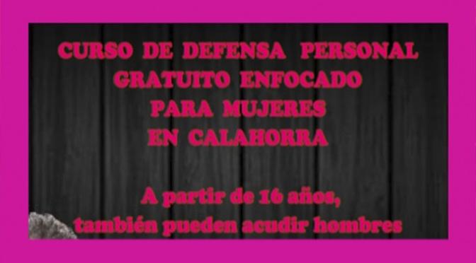 Curso de defensa personal en Calahorra
