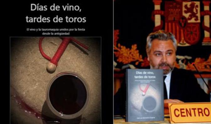 """Escritura taurina """"Días de vino, tardes de toros"""""""