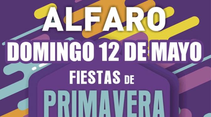 Programación para hoy domingo en las Fiestas de Primavera de Alfaro