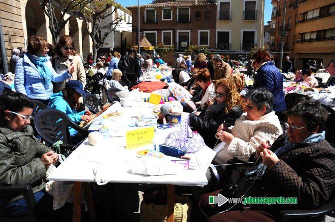 Galeria: Concentración de bolilleras en Alfaro