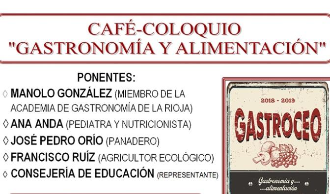 Hoy en Autol  mesa redonda del proyecto Gastroceo