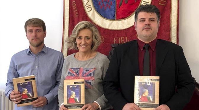 """El riojano Guillermo Soriano, publica el libro """"Quintiliano en el Renacimiento italiano"""""""
