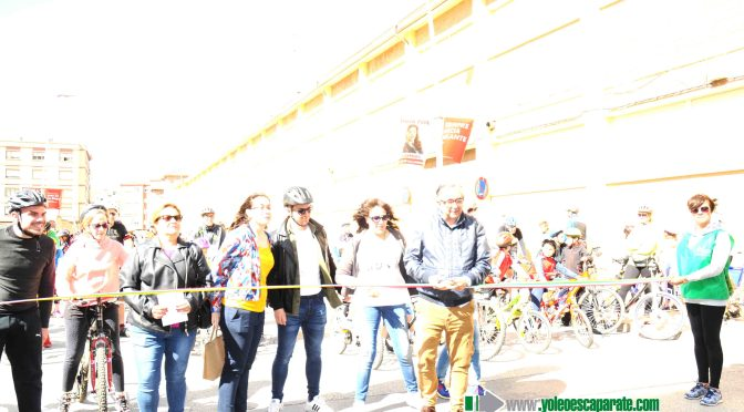 Galería: Marcha cicloturista contra el cáncer