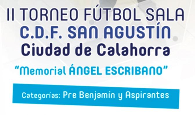 II Torneo CDF San Agustín