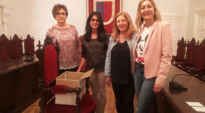 Ganadores de las 3 cenas sorteadas por Calahorra Ciudad Comercial durante las Jornadas de la Verdura
