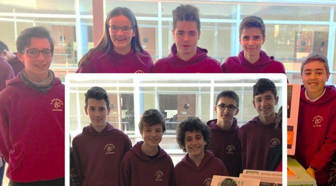 Dos proyectos de innovación y ciencia de alumnos de Agustinos seleccionados para el I Certamen Tecnológico Efigy