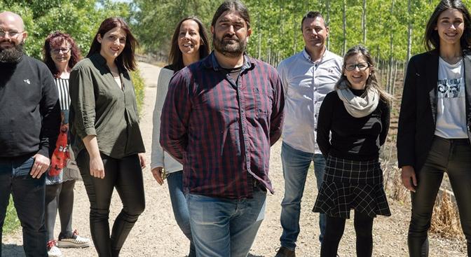 Javier López Bozal repite candidatura en IU