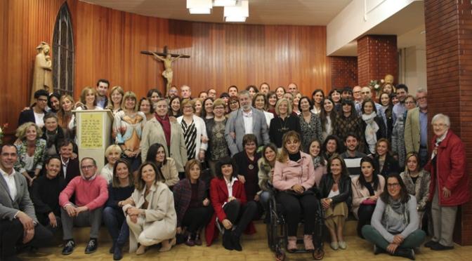 Jubilaciones 2019 en el Colegio Santa Teresa