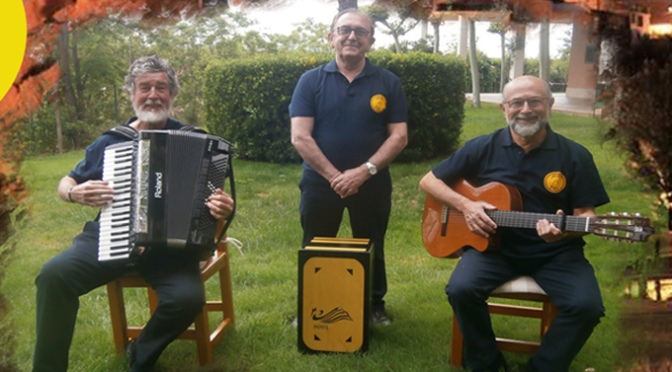 JUBILATA.tri, nuevo grupo musical de Calahorra