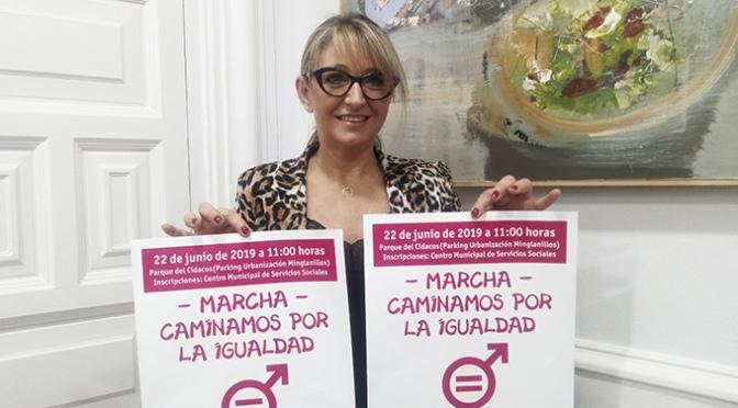"""""""Caminamos por la igualdad en Calahorra"""""""