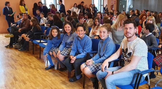 Alumnos de La Milagrosa finalistas del Concurso escolar ¿Qué es un Rey para ti?