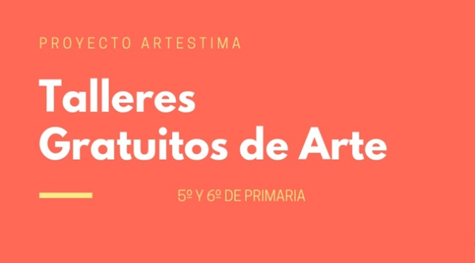 El CJCC promueve Artestima un nuevo proyecto de arte para jóvenes