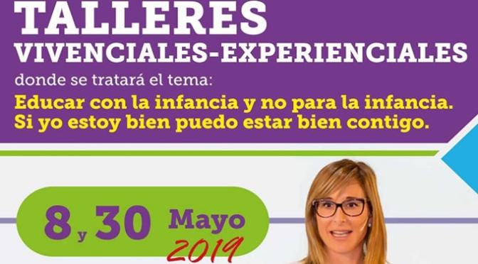 Una nueva cita de los Talleres vivenciales – experienciales en Alfaro