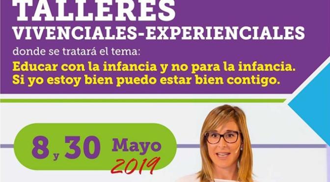 Mañana y el próximo 30 de Mayo talleres vivenciales y experimentales en Alfaro