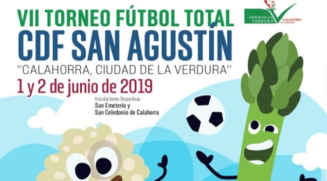 VII Torneo de fútbol total CDF San Agustín