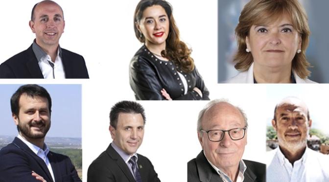 Conoce a los nuevos alcaldes y alcaldesas de nuestras localidades