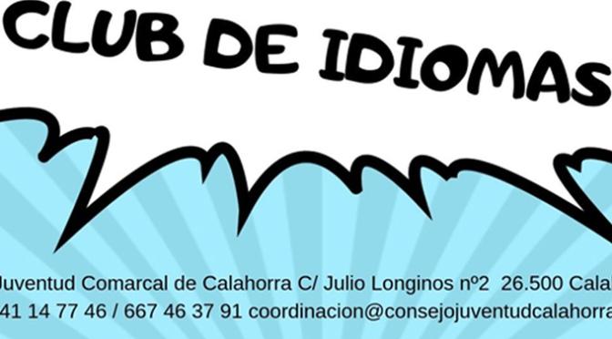 Ingles, ruso e italiano en el Club de idiomas del Consejo de la Juventud Comarcal de Calahorra