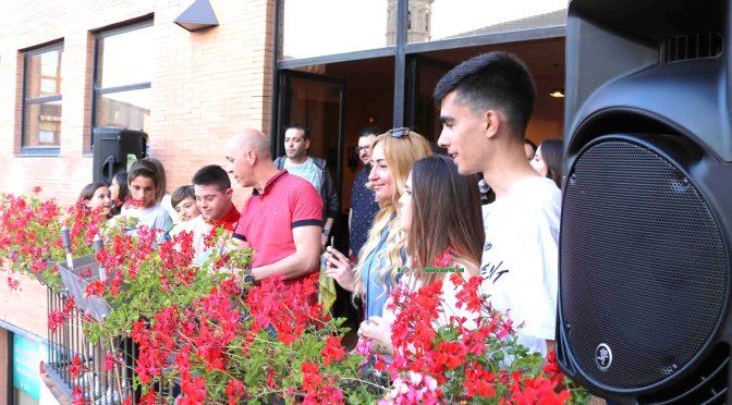 Pradejón ha disfrutado de sus Fiestas de la Juventud durante el fin de semana